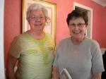 Mary Fran and Judy