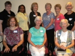 Members at the at the spring 2010 branch gathering at Twin Lakes