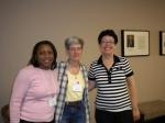 Sonya, Nancy and Debbie