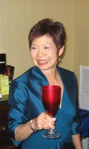 AAUW President Patricia Fae Ho